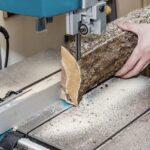 Sega a nastro per legno