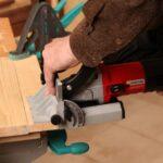 Fresatrice orizzontale per legno